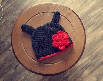 Cute Bunny Ear Hat