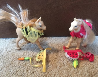 Fisher Price Toy Ponies (used)