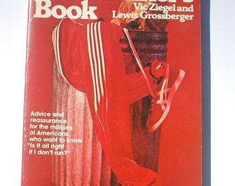 The Non-Runner's Book Vic Ziegel Lewis Grossberger 1978 vintage humor parody