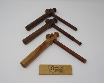 Montana Hand Spinners - Walnut or Alder - Spin Your Own Yarn