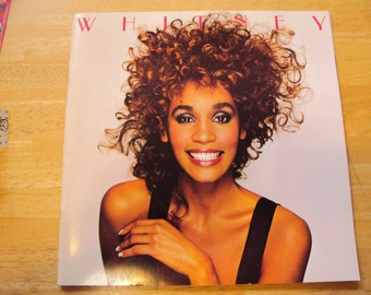 Whitney Houston Moment of Truth Tour Book