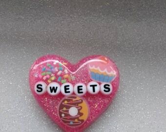 Sweets Sprinkles Pin