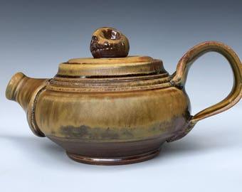 Wood Fired Teapot