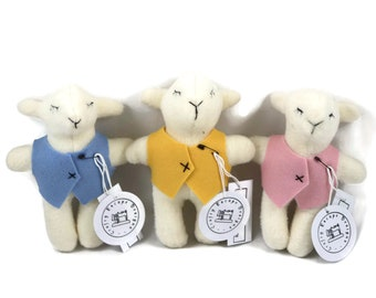 Plush Little Lamb