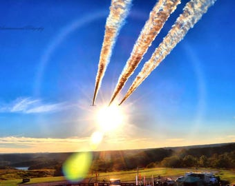 Airshow, Fine Art Photography, Color Photography