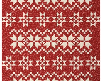 Fair Isle Quilt Pattern download