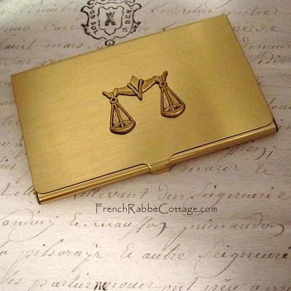 Lawyer gift attorney business card case law school graduate colourmoves