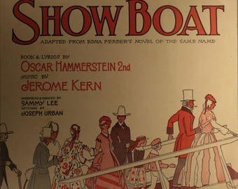 """1927 Sheet Music, """"Why Do I love You?"""" From The Musical, Show Boat"""