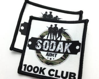 50 silk screen patches, screen printed patches, printed patches, digital patch, sublimation patches, digital patches