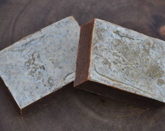 Natural Exfoliating Coffee Soap
