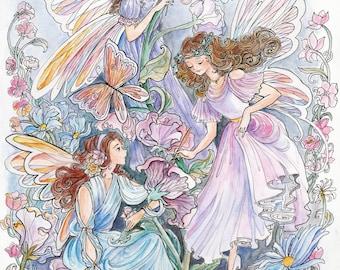 Fairies - Print