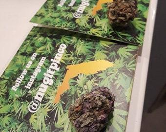 Cannabis Nugget Pin