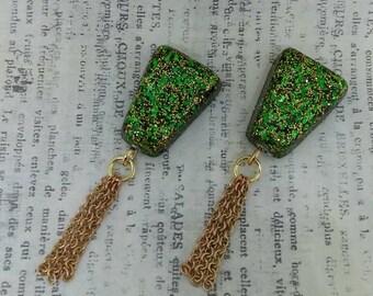 Fortuna Tassel Earrings