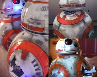 Star Wars BB-8 Giant Replica Weathered Droid (BB8) with Lights and Sounds