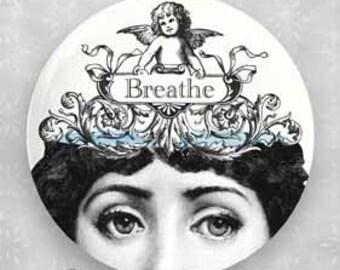 Breathe Cavalieri plate
