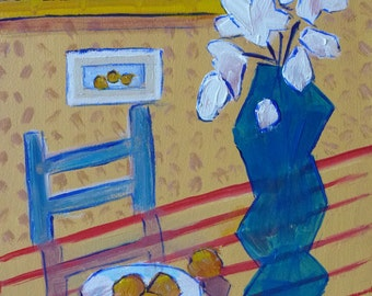 Trying to Think Like Matisse