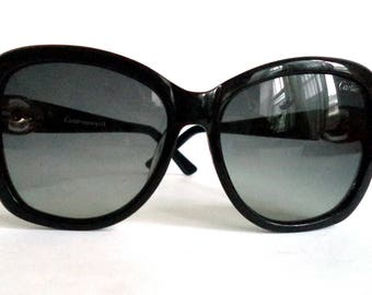 panther head oversized sunglasses - Black Cartier 0kq1T7
