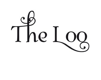 The Loo - As - Vinyl Decal / Sticker - Easier Than Paint or Stencils - Select Color