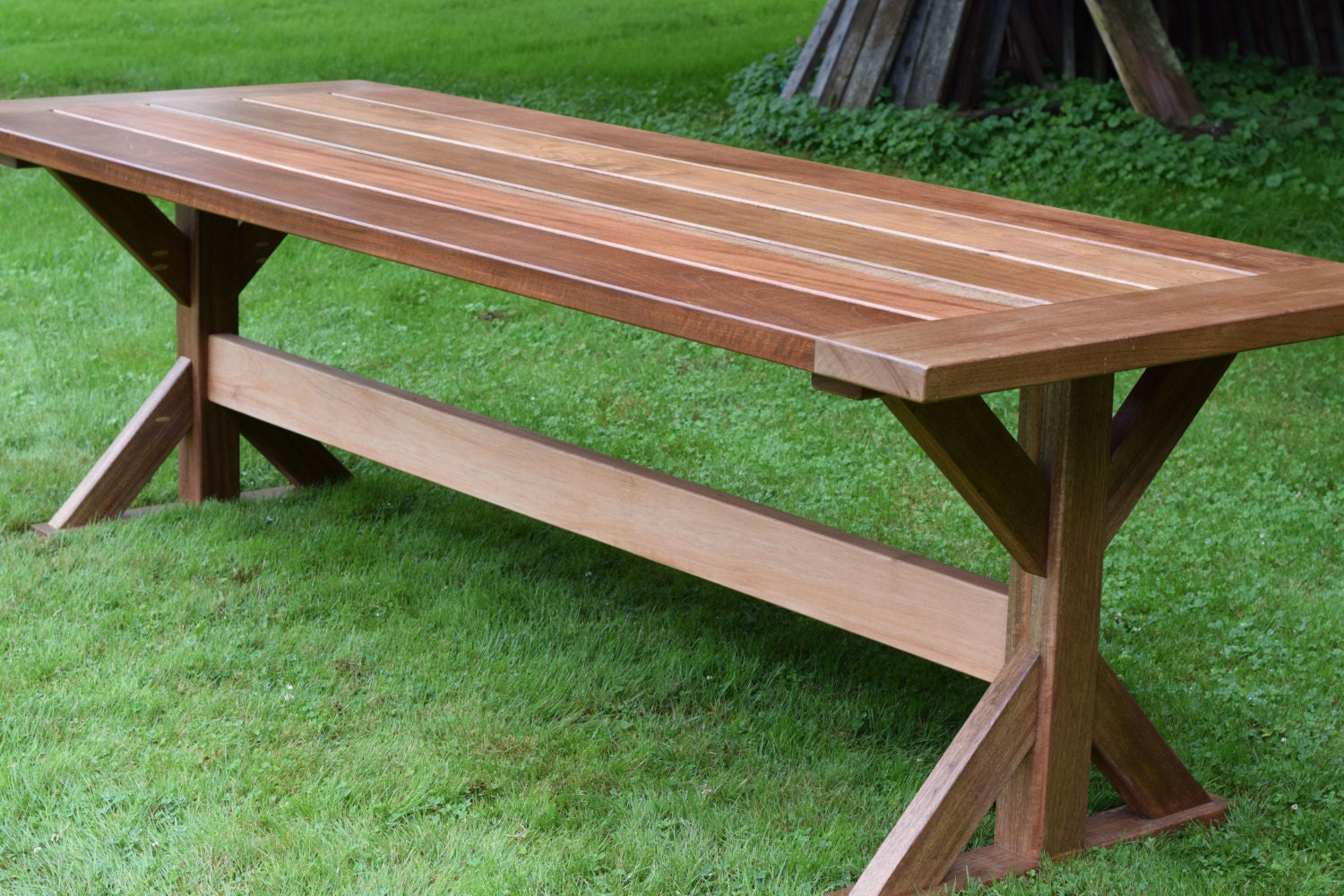 Charming Outdoor Table Part - 4: ?zoom
