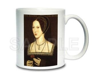 Coffee Mug; Anne Boleyn