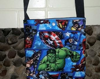 Avengers Cross Body Bag, Thor Bag