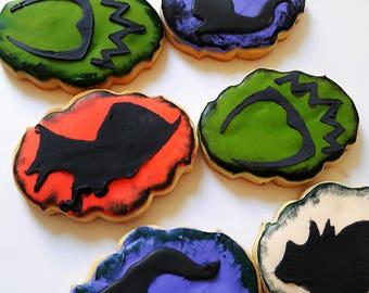 Decendents Inspired Sugar Cookies (1 dz.)