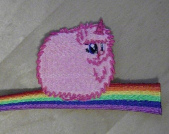 """5"""" Flufflepuff PFUDOR Embroidered Patch"""