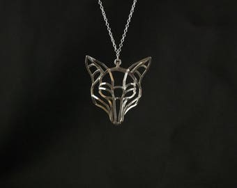 Necklace Fuchs Sterling Silver
