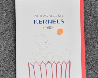 Kernels of Wisdom Pop - Father's Day