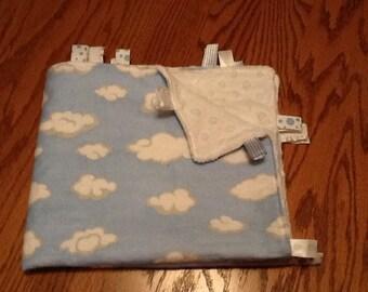 Cloud Ribbon Blanket