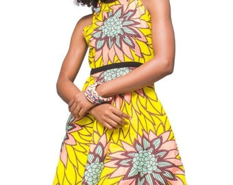African Print Dress, Ankara Dress, Kitenge dress, African Womens Clothing, Womens Clothing, Womens wear