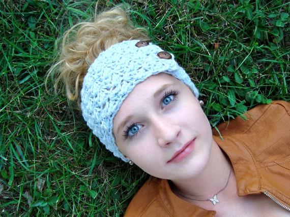 Instant Download Crochet Headband Pattern Janes Tangled Headwrap