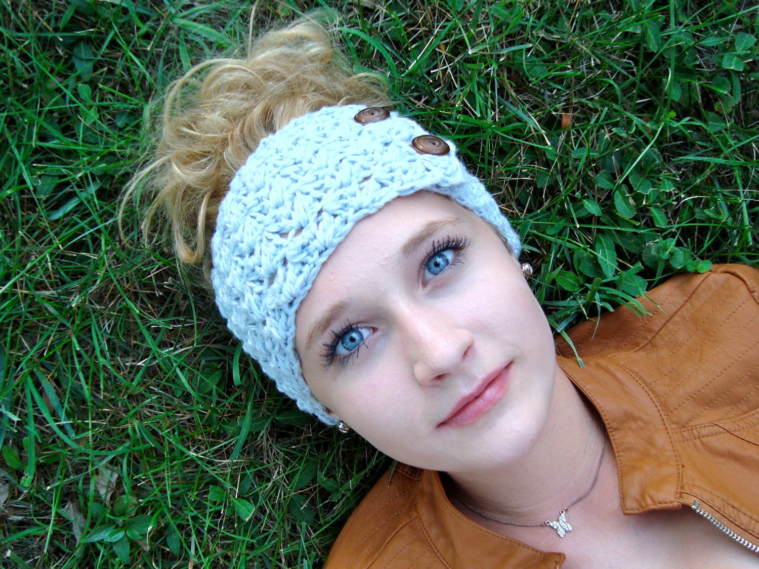 Instant download crochet headband pattern janes tangled headwrap this is a digital file dt1010fo