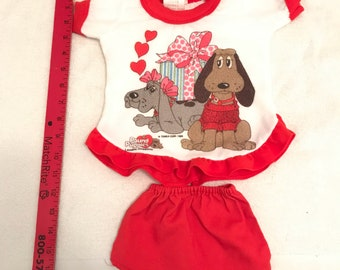 SALE!! Pound Puppies Doll Clothes Set