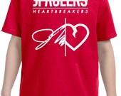 Jake Paul JPaulers Heartbreaker Youth Youth tshirt. 100% COTTON. Jake Paul Team 10 Merch