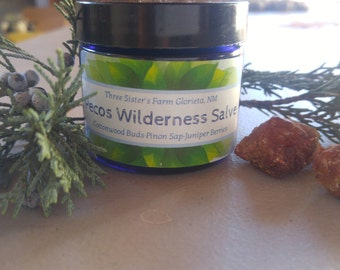 Pecos Wilderness Salve