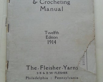 Fleisher's Knitting and Crocheting Manual