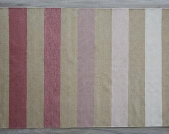 Cabana Baby Stripe Organic Wool Rug
