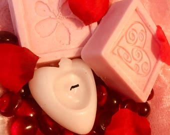 Shea cocoa butter soap