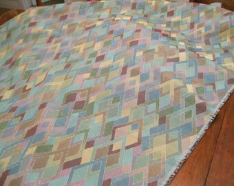Arts & Crafts Design, woven upholstery fabric, 6 yds