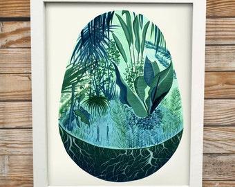 Botanical   Digital Print