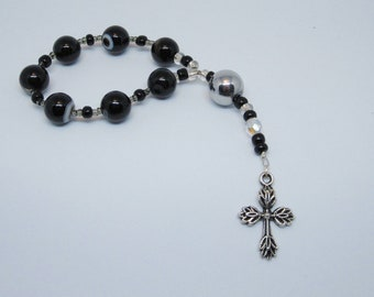 Prayer Beads - Protestant / Anglican / Ecumenical - Finger, Pocket, Chaplet