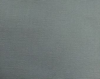 Light Blue - Ribbed - Upholstery Fabric by The Yard
