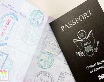 Party #Passports - #Paris #Party Set