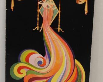 Modern Color Magic/Vintage Decor