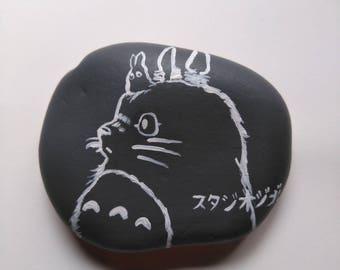 Stone Totoro Studio Ghibli