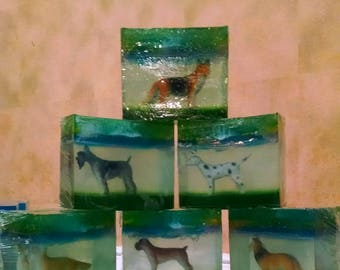 Puppy Inside Soaps
