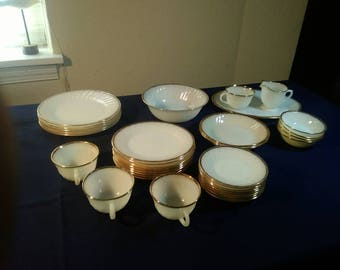 Vintage Fire King Dishes