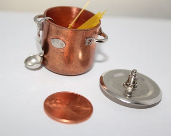 Miniature Copper Pot