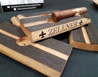 Cigar Holder Ashtray